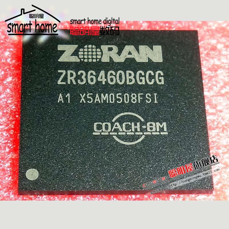 Free shipping 10pcs/lot new original Zr36460bgcg bga digital camera processor(China (Mainland))
