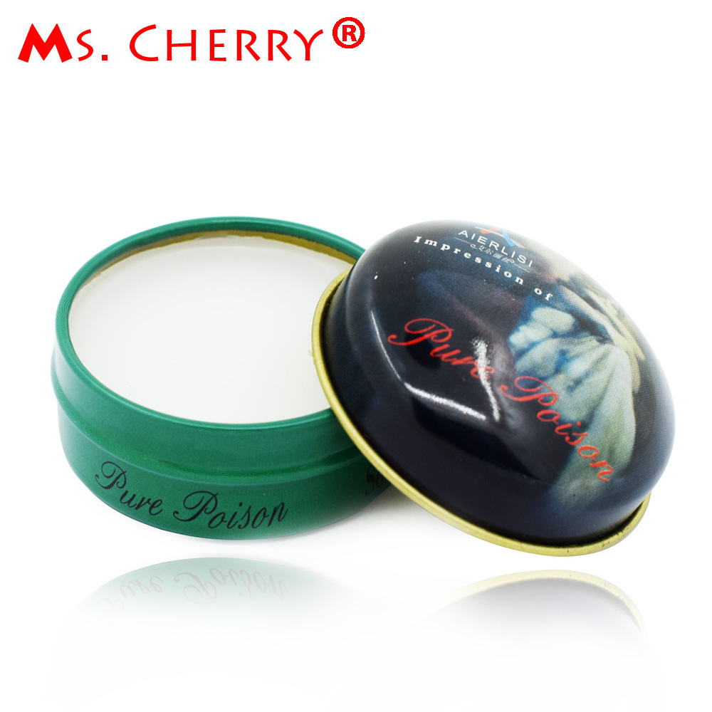Portable Solid Perfume 15ml for Men Women Original Deodorant Non-alcoholic Fragrance Cream MH011-20(China (Mainland))