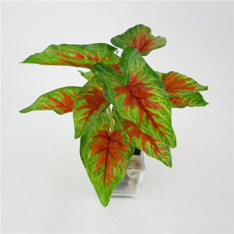 Home Decoration Artificial Green Plants Plastic Fake