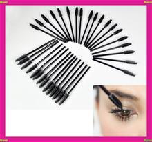BL-007China baoli plastic available Eyelash Brush Wand