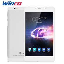 8 Inch IPS Cube T8 Ultimate Dual 4G Phone Call Tablet PC 1920x1200 Android 5.1 Octa Core Play Store GPS 5MP Dual Camera