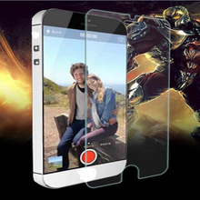 new designed Ultra Clear Screen Protector anti-shock waterproof Screen Protector Film guard For iPhone 5