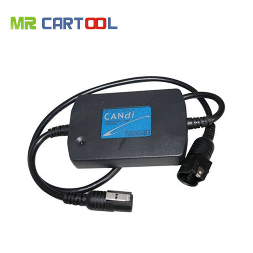 2015 Best price 100% high quality gm tech 2 GM TECH2 CANDI Interface module for GM tech2 auto diagnostic connector adaptor(Hong Kong)