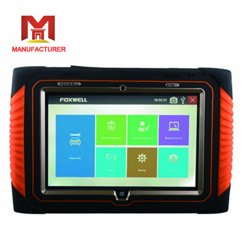 Hot Sale Foxwell GT80 PLUS Next Generation Diagnostic Platform Automotive Service Tool WIFI Support DHL Free Shipping(China (Mainland))