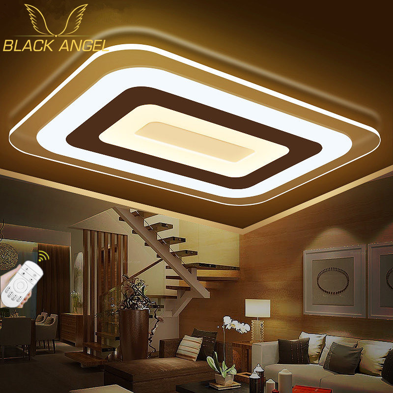 2016 New Led Ceiling Lights For Living Room Luminaria