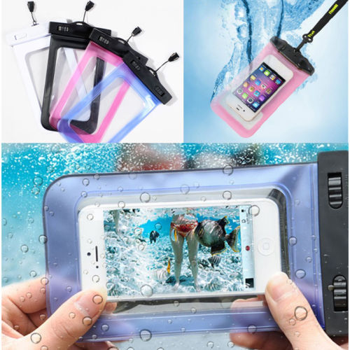 1 PCS Waterproof Bag Underwater Pouch Dry Case Cover For Iphone 4/5S For Samsung S2/S3(China (Mainland))