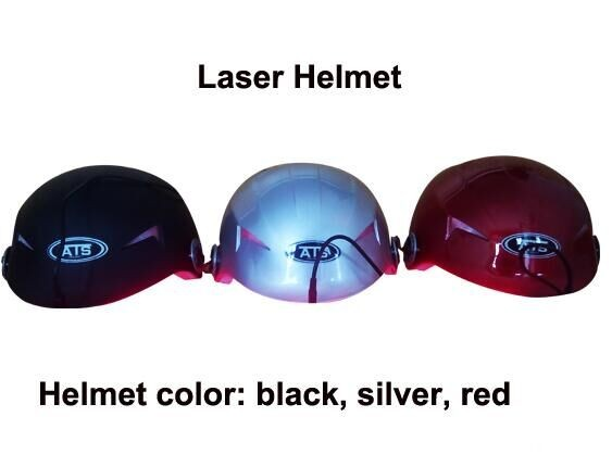 2017 Professional hair regrowth helmet with 64 soft lasers I GROW style treatment 20 minutes