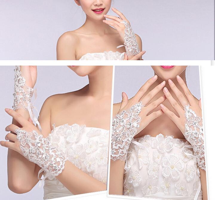 Свадебные перчатки , H2352F3