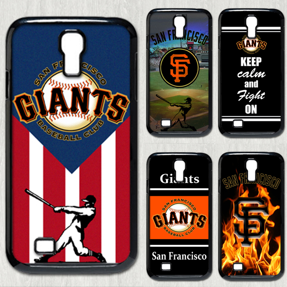 San Francisco Giants MLB team logo fashion baseball Case cover for samsung galaxy s5 made of the latest material s5 a819431(China (Mainland))