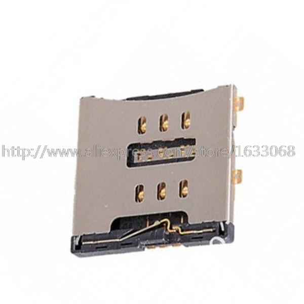 100% guarantee original and brand new SIM Card reader for iPhone 4 free shipping