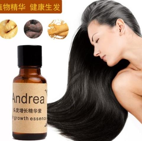 Andrea Serum for Hair Growth pilatory products Essence ginger oil for man serum hair loss liquid hair treatment straightening(China (Mainland))