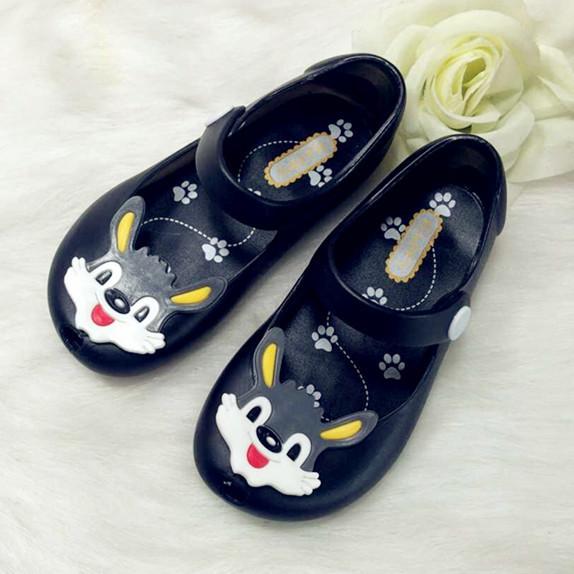 2016 летних девочек сандалии детские мини мелиссы обувь девочек сандалии дети кролика сандалии мягким дном девушки желе обувь 13 - 15 см