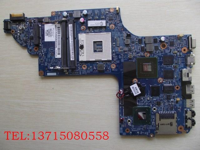 682174-001 682174-501 board for HP envy DV6-7000 DV6T-7200 DV6T-7300 DV6T DV6 motherboard with intel HM77 chipset 650M/2G(China (Mainland))