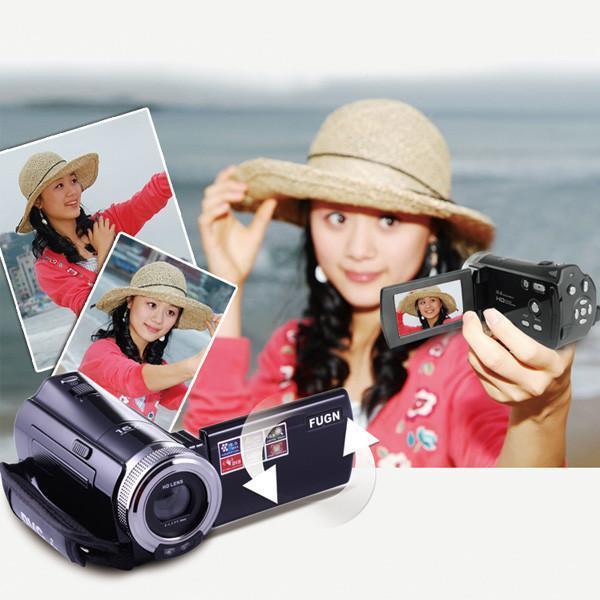 Portable Digital Video Camera  HD Photo16MP 16X 2.7 CMOS SD Card Voice Record Anti-shake Video Camera DV Camcorder max 32G<br><br>Aliexpress