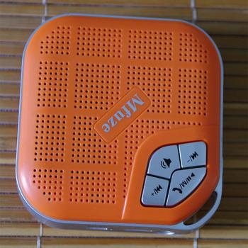 Мини портативный сабвуфер беспроводная связь Bluetooth на открытом воздухе спорта бумбокс Hifi Altavoz Parlantes беременна Handfree FM радио бесплатная