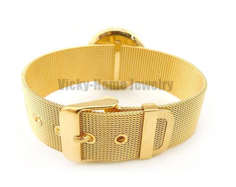 VH-PDL157-17 Diffuser Locket Bracelet