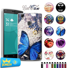 Doogee X5 max Soft TPU case ZTE Blade A510 A610 V7 lite Art Printed Silicone Case Nice Gift Tempered Glass - Shop323360 Store store