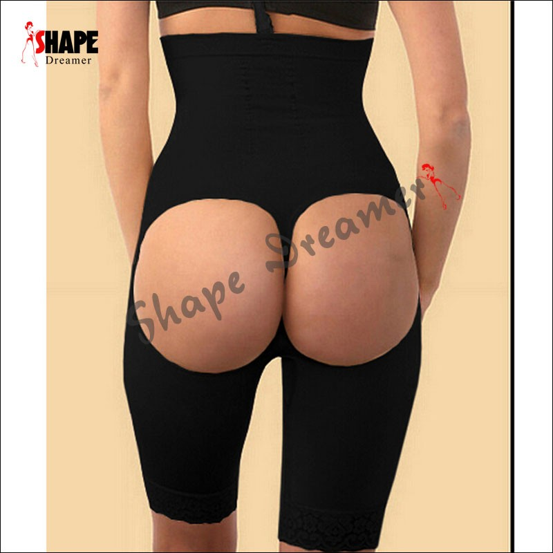 Sexy Women Shapers Panty Slim boyshort Underwear Booty Lifters Butt Enhancer Shorts pants Trainers plus size butt lifters