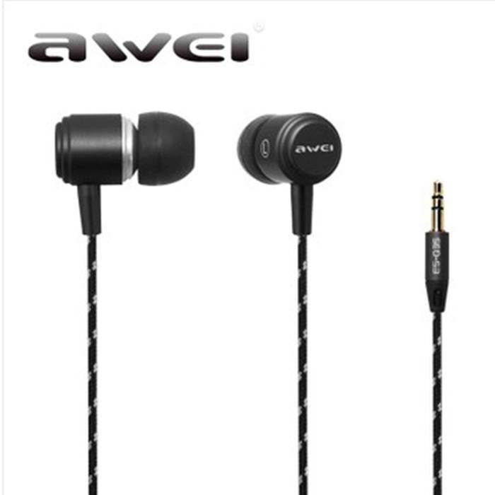 Q35 bass in ear earphones mobile phone headphones bass earphones braided wire earphones(China (Mainland))