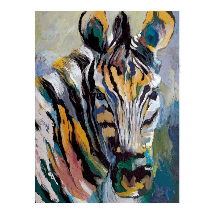 online kaufen gro handel painted zebra aus china painted zebra gro h ndler. Black Bedroom Furniture Sets. Home Design Ideas