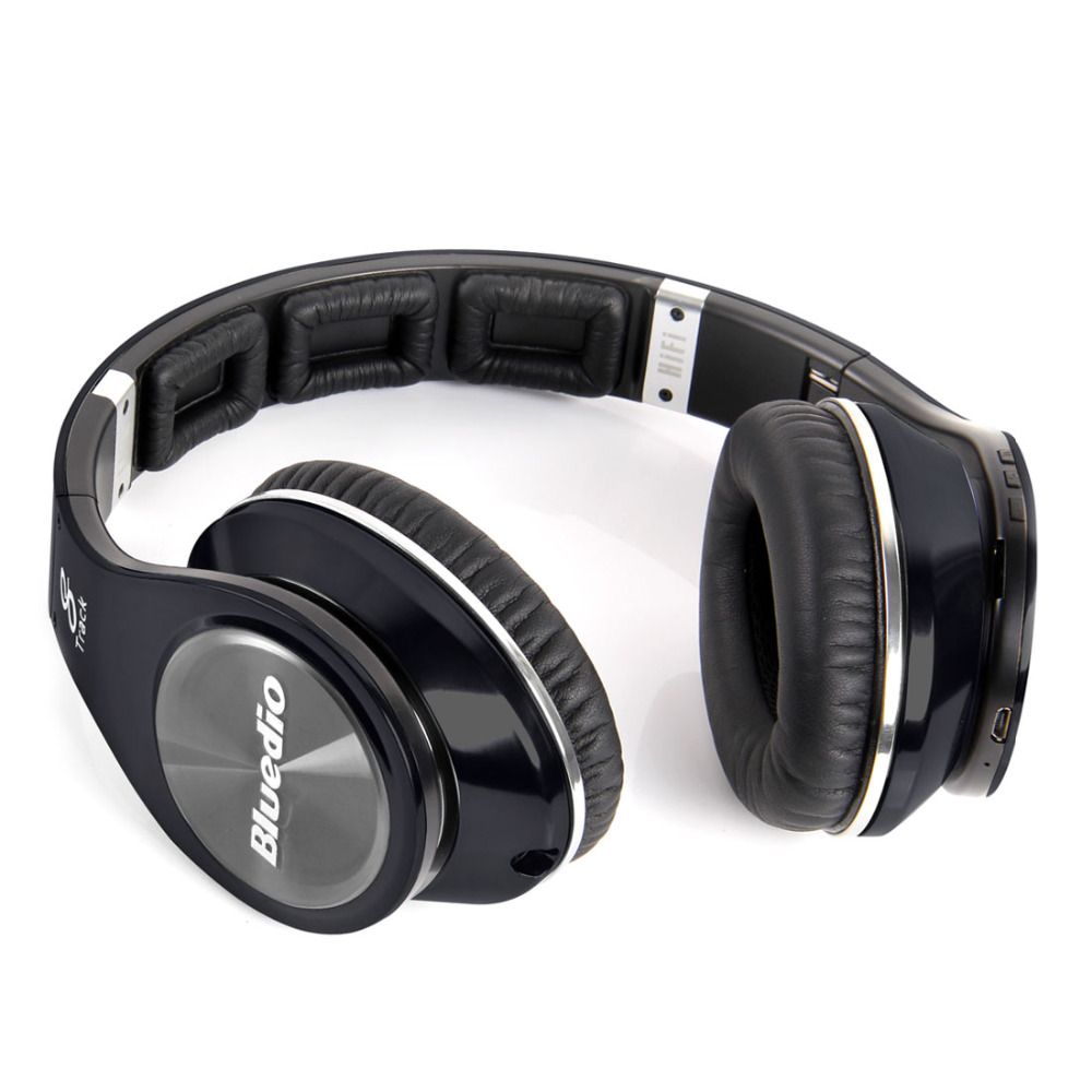 Bluedio R Plus Legend Bluetooth Headphones Supports NFC 8 Drivers Bluetooth 4.0 Deep Bass