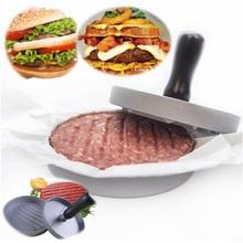 Hot Sale Cooking Tools Aluminium Hamburger Burger Press BBQ Gill Stuffed Burger Presser Patty Maker Beef French Meat Press Mold