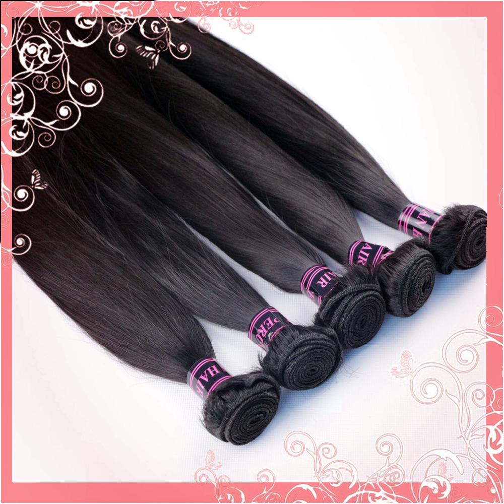 5A rosa hair products Peruvian virgin hair straight,rosa weave beauty Peruvian straight hair,peruvian virgin hair extensions(China (Mainland))