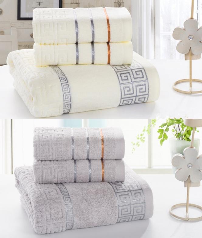 2015 new classic plaid towel set vintage design 1pcs bath home decor 15 diy pretty towel arrangements ideas