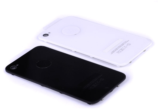 4g back cover for iphone 4 Cover glass (Black and white the same price ) High Quality MOQ 200pcs/lot free shipping DHL 3-7days