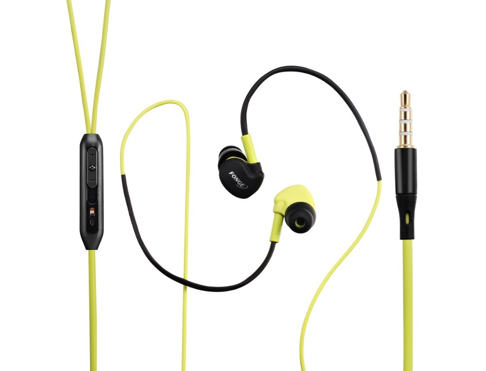 Sport earphones hifi bass stereo - sony earphones sport