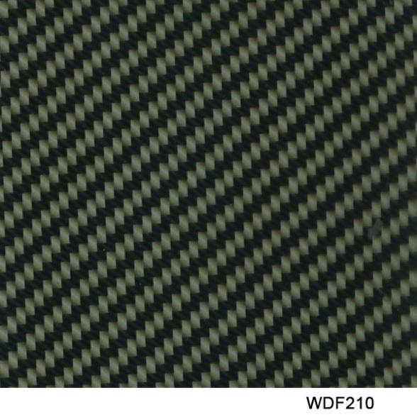 HOT selling width 50cm CF210 20Squar Meter black carbon fiber water transfer printing film hydrographics(China (Mainland))