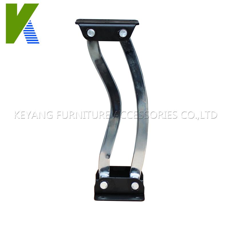 Home Furniture Hardware Adjustable Sofa Bed Backrest Hinge Folding Armrest hinge Without Noice KYA031(China (Mainland))