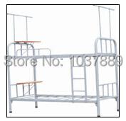 Hot sales durable bed shelf Square tube bed rack, iron shelf , bunk holder, wrought iron bed shelf(China (Mainland))