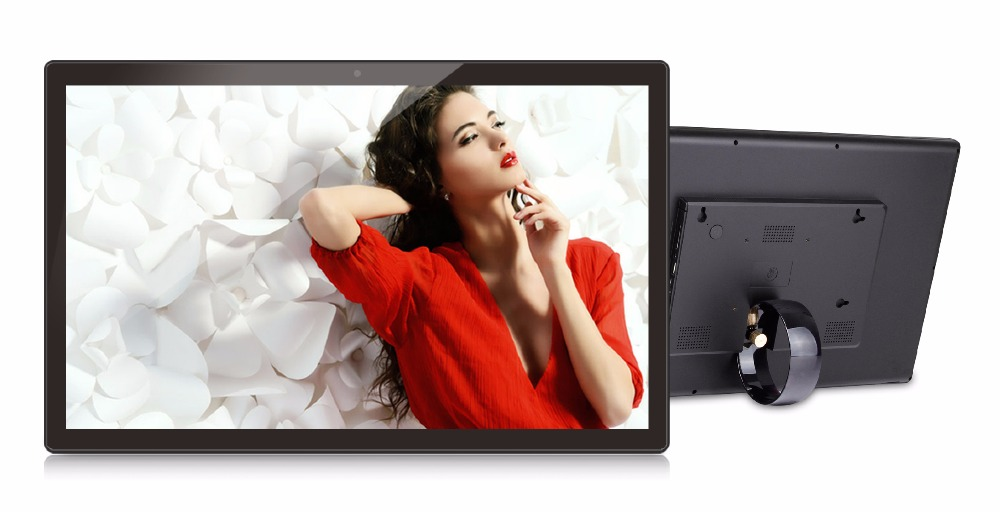 Updated-21.5 inch android KIOSK-Advertising machine all in one pc (Rochchip3288,2GB DDR3,16GB nand flash, touch screen,BT,VESA)(China (Mainland))