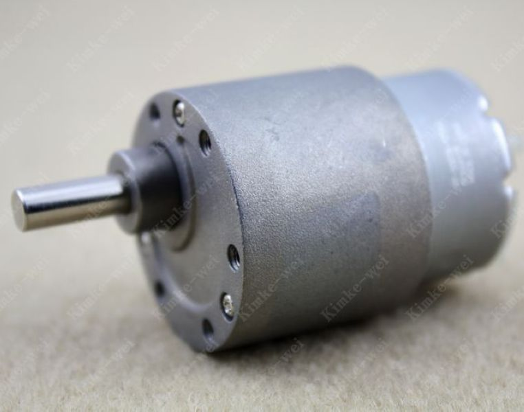 12v Dc 60 Rpm High Torque Gear Box Electric Motor In Dc