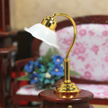 G05 X317 children baby gift Toy 1 12 Dollhouse mini Furniture Miniature rement Table lamp