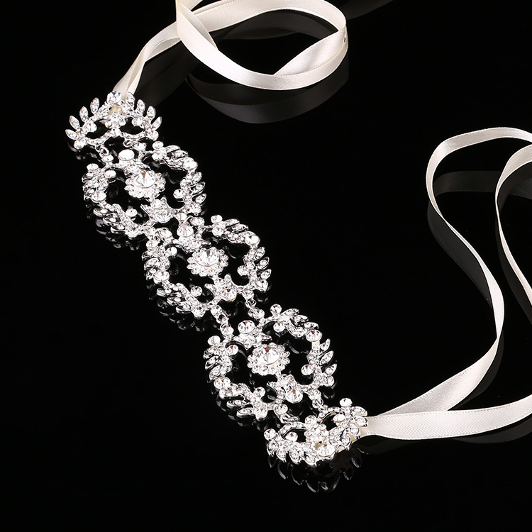 Luxury wedding headbands lace crystal forehead jewelry wedding hair accessories bridal head piece quinceanera prom tiaras CY053(China (Mainland))