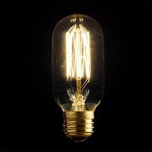 E27 Vintage Retro Edison Bulbs Handmade Glass Industrial Style LED 220V Edison Tungsten  Bulb Pendant Lamps Lighting(China (Mainland))