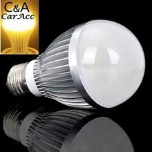 2016 New 5W Warm White LED Light Lamp Global Bulb Bright Long Lifespan Energy Saving 85~265V 2989 Low Price clearance stock 68Q(China (Mainland))