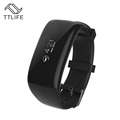 Hot Brand TTLIFE Heart Rate Monitor Wristband Fitness Tracker Remote Control Camera Bluetooth Smart Bracelet For