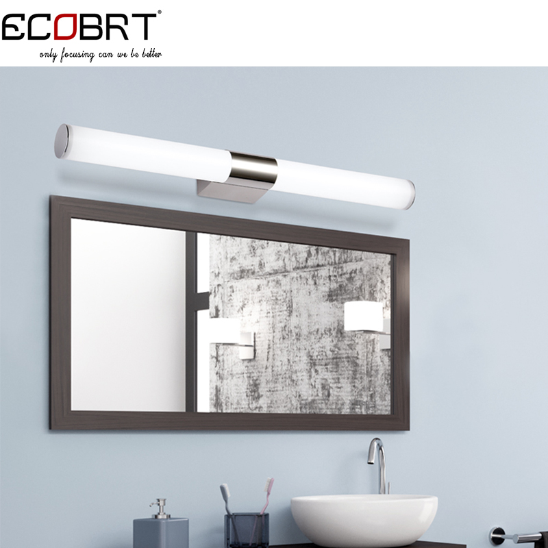 Newly Contemporary 80CM 16W Bathroom Over Mirror LED Sconce Lamps Acrylic led Wall Lights Indoor warm / cool white 110V / 220V(China (Mainland))