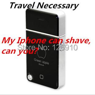 2014 free shipping beard clipper electric shaver razor for men ishave usb cha. Black Bedroom Furniture Sets. Home Design Ideas
