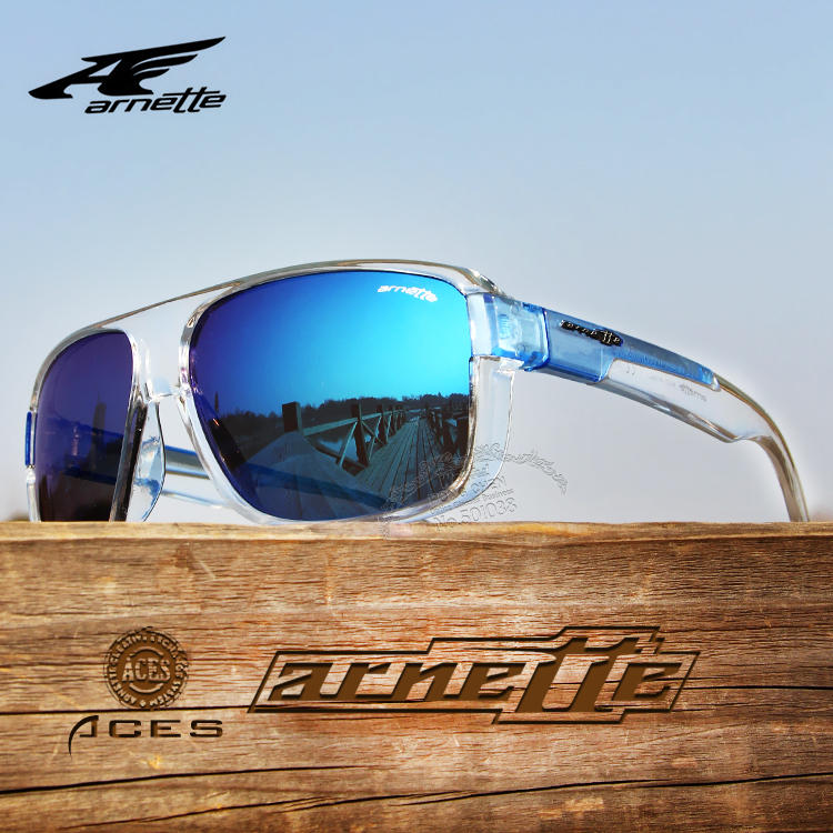 Hot America Brand ACES Vintage Arnette Sunglasses Men Women Handcrafted Sunglass 10 colors gafas oculos Cycling Glasses Eyewear(China (Mainland))