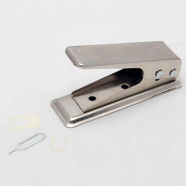 Brand New 1pcs Professional Standard SIM Card Cut Cutter for Nano Mini Card For iPhone 5/5S/5C