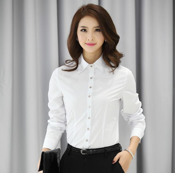 Online Get Cheap White Shirt Women Uniform Style -Aliexpress.com ...