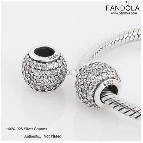 pandora charms cristal