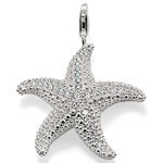 Starfish Pendant,Thomas Style Glam And Soul Good Jewerly For Women,2015 Ts Gift In 925 Sterling Silver,Super Deals(China (Mainland))