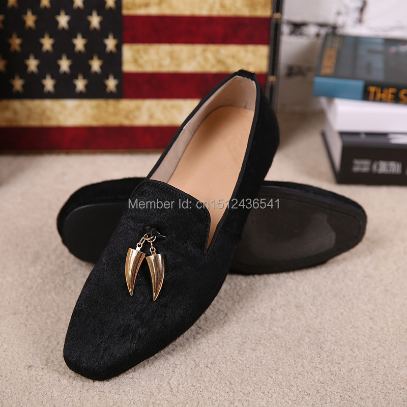 Men's Casual Slip On Flats Loafers Shoes