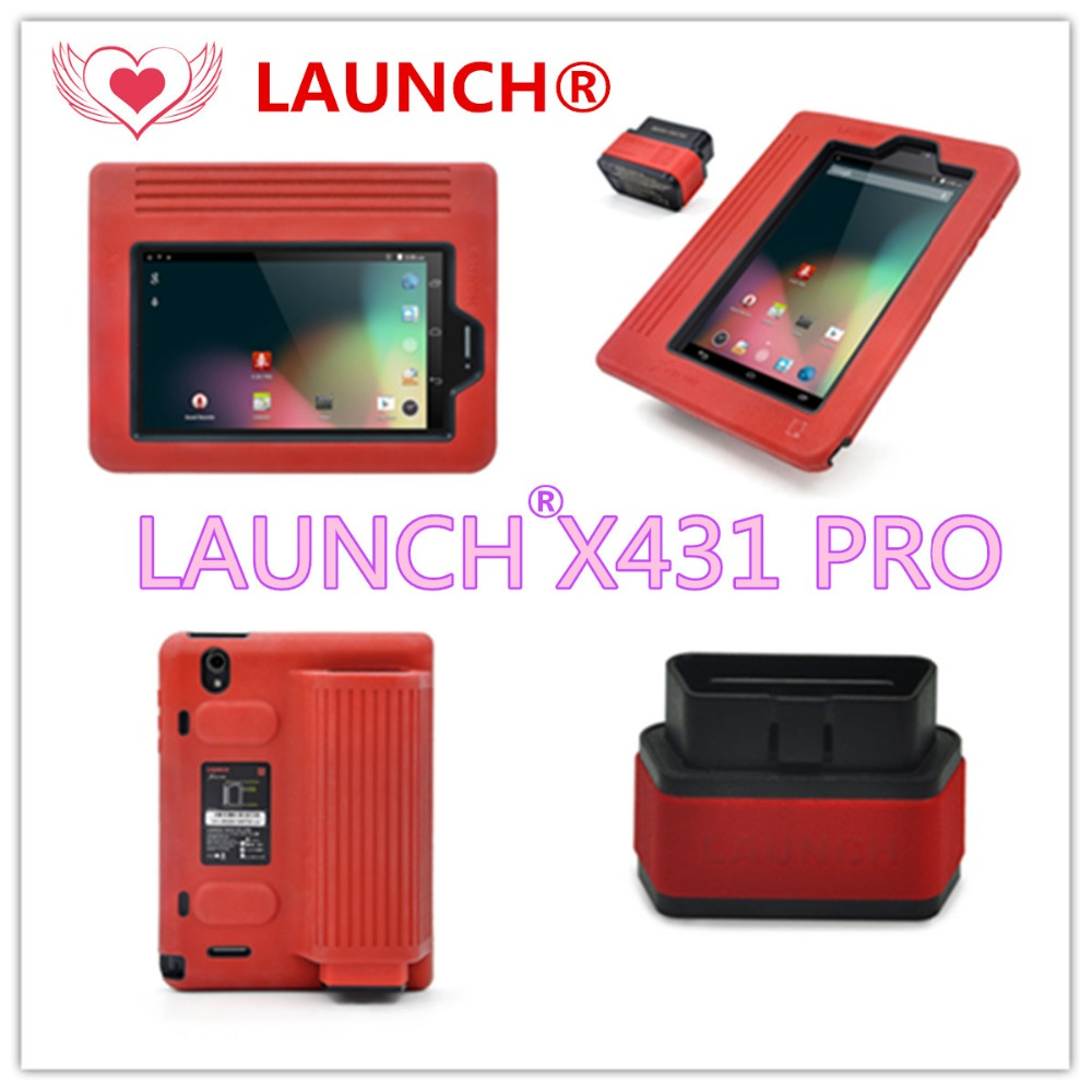 TOP Best Choice Launch X431 Pro Advanced Professional diagnostic tool Launch X-431 pro Wifi/Bluetooth function Replace diagun 3(China (Mainland))