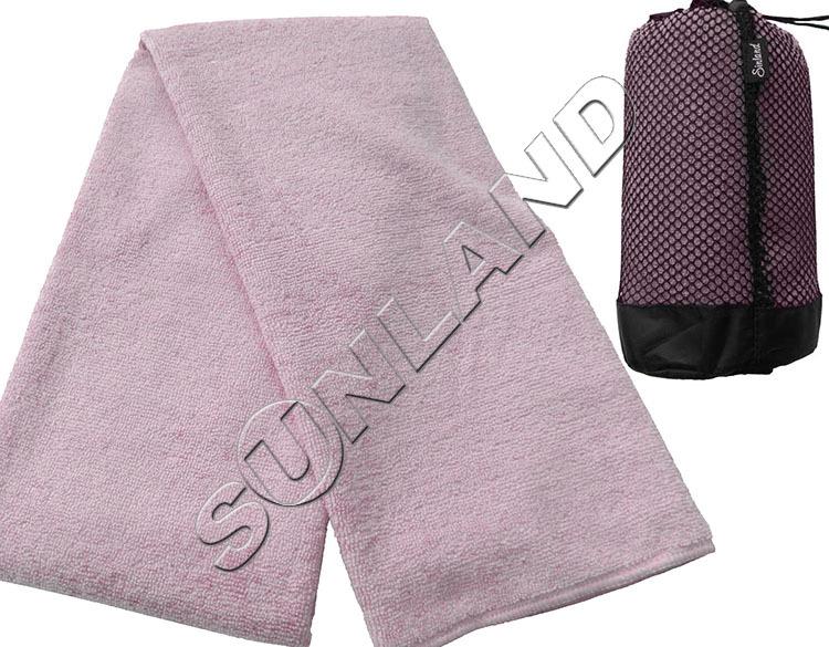 Sunland Microfiber Bath Towel/with Bag Travel Towel Ultra Absorbent Beach Towel Spa Wrap Towel Quick-dry 81.3cmx152.5cm(China (Mainland))